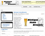Alleydude's Portfolio - Michigan Home Brewers. Home Brewing in Michigan.